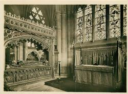 ST. GABRIEL'S CHAPEL, EXETER CATHEDRAL