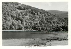 THE LOWER LAKE, GLENDALOUGH