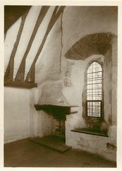 THE WARDEN'S ROOM. GREY FRIARS CANTERBURY, 1267