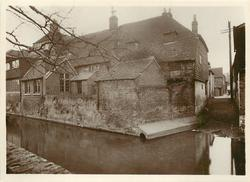 THE POOR PRIESTS HOSPITAL ADJOINING GREY FRIARS CANTERBURY