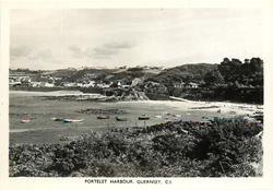 PORTELET HARBOUR, GUERSEY, C.I.