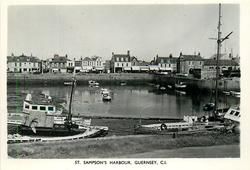 ST. SAMPSON'S HARBOUR, GUERSEY, C.I.