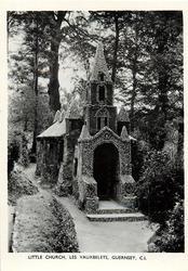 LITTLE CHURCH, LES VAUXBELETS, GUERSEY, C.I.