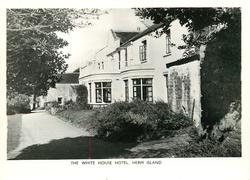 THE WHITE HOUSE HOTEL, HERM ISLAND
