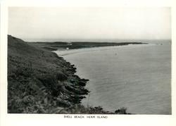 SHELL BEACH, HERM ISLAND