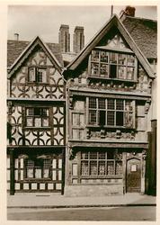 HARVARD HOUSE