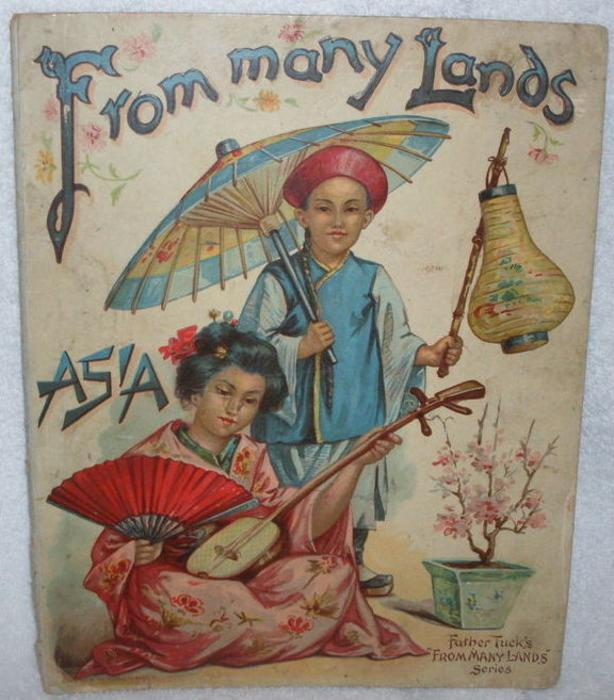 FROM MANY LANDS ASIA