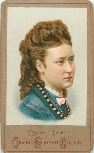 PRINCESS LOUISE MARCHIONESS OF LORNE