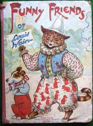 FUNNY FRIENDS OF LOUIS WAIN