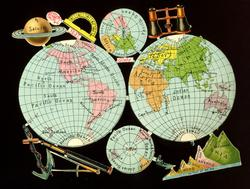 navigational items and maps