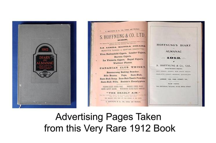 1912 advert