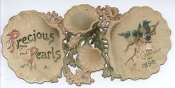 PRECIOUS PEARLS CALENDAR FOR 1898