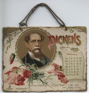 THE DICKENS CALENDAR FOR 1899