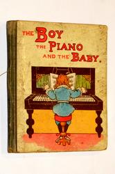 THE BOY THE PIANO AND THE BABY