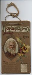 THE LONGFELLOW CALENDAR FOR 1902