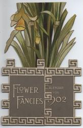 FLOWER FANCIES FOR 1902
