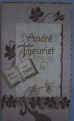 ANDRE THEURIET CALENDRIER POUR 1902