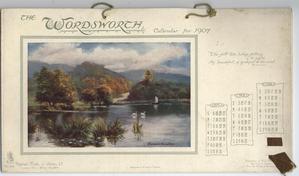THE WORDSWORTH CALENDAR FOR 1907
