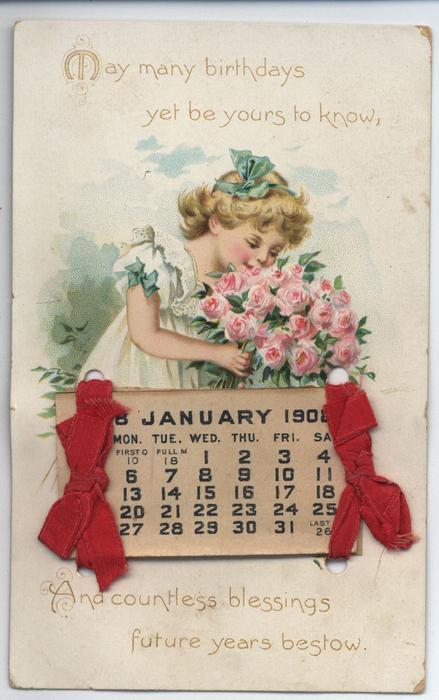 BIRTHDAY POST CARDS