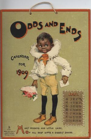 ODDS AND ENDS CALENDAR FOR 1909