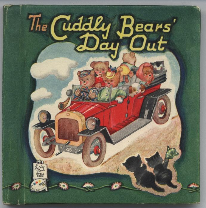 THE CUDDLY BEARS' DAY OUT