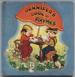 JENNIFER'S BOOK OF RHYMES