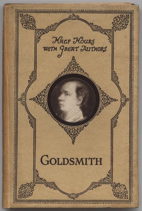 GOLDSMITH portrait inset