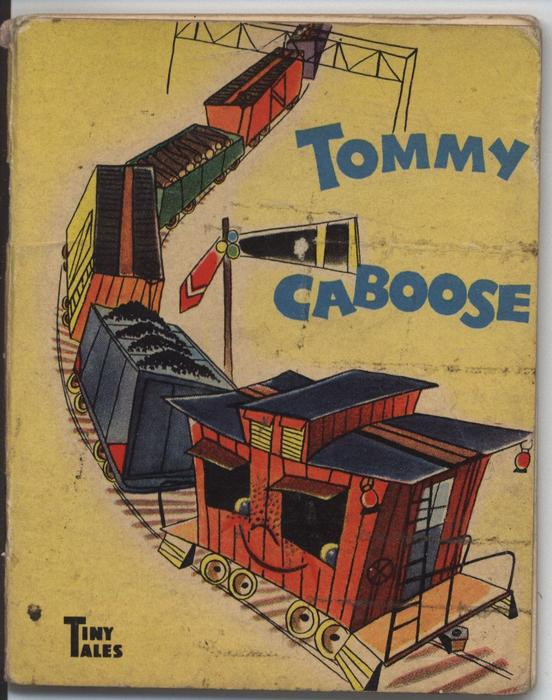 TOMMY CABOOSE