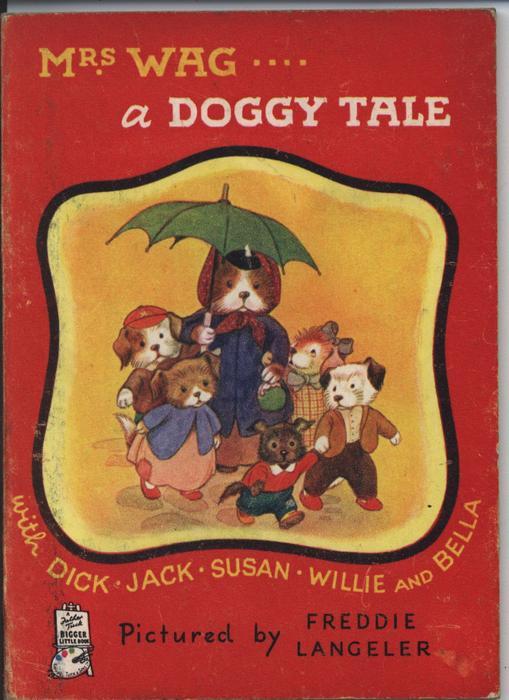 MRS. WAG...A DOGGY TALE