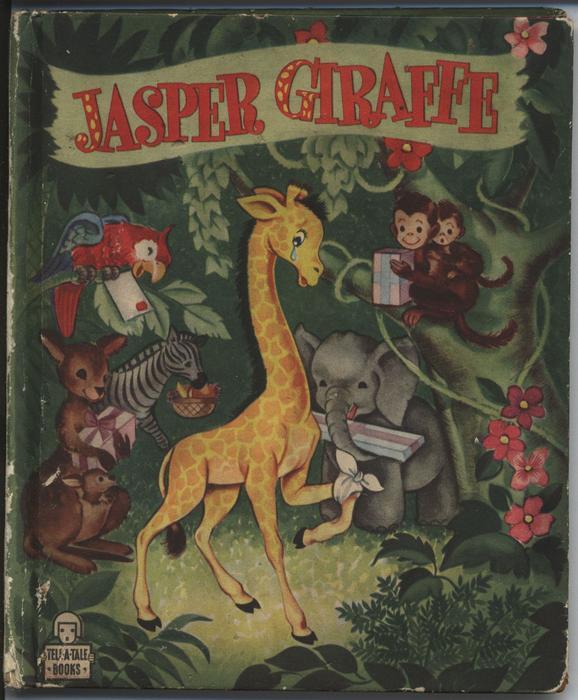 JASPER GIRAFFE