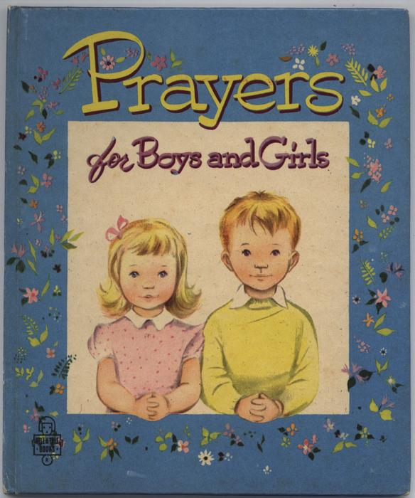 PRAYERS FOR BOYS AND GIRLS