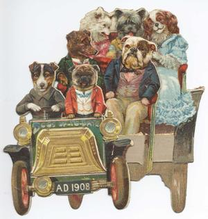 DOGS-UP-TO-DATE AD 1908