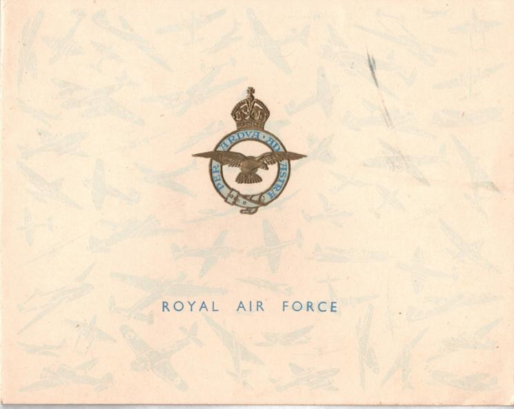 ROYAL AIR FORCE