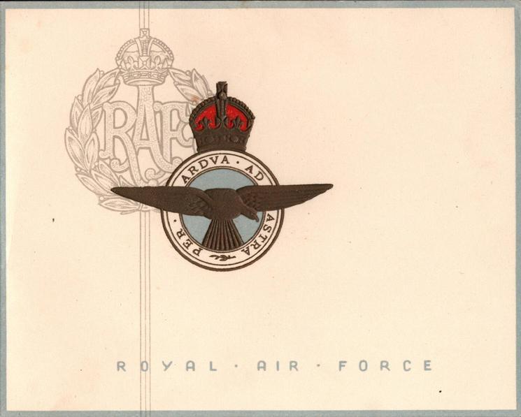 R.A.F. STATION, BOLT TAIL, MALBOROUGH, KINGSBRIDGE, DEVON (inside)