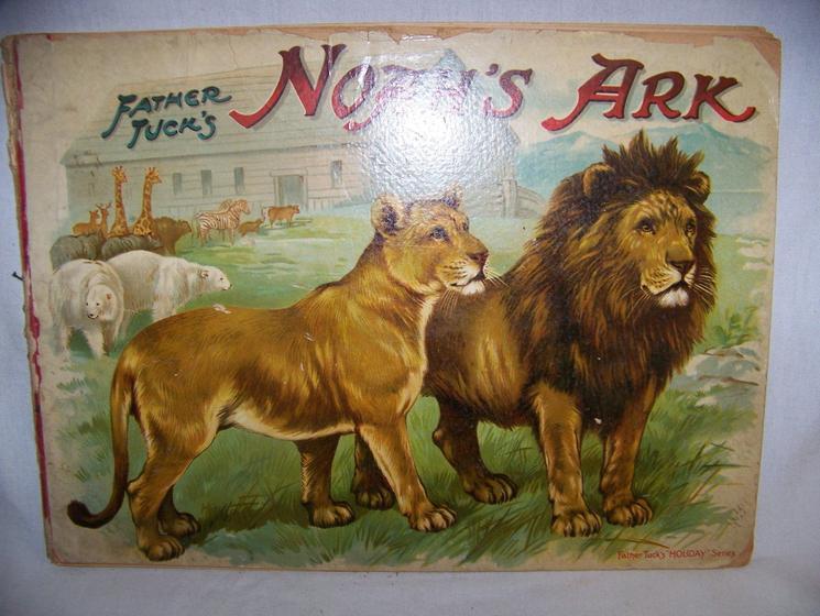 FATHER TUCK'S NOAH'S ARK