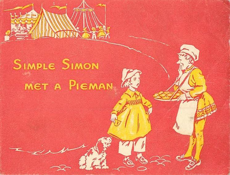SIMPLE SIMON MET A PIEMAN