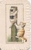 no front title, inset of two kittens climbing a tree