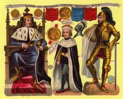 KINGS OF ENGLAND