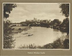 HISTORIC WINDSOR CASTLE