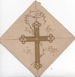 THE cross IS OUR PEACE