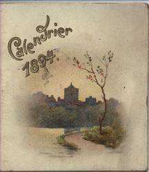 CALENDRIER 1894
