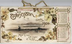 THE TENNYSON CALENDAR FOR 1904
