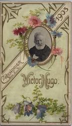 VICTOR HUGO CALENDRIER 1903