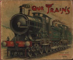 OUR TRAINS train
