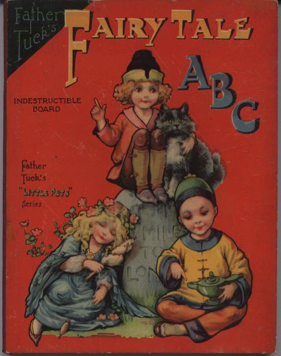FATHER TUCK'S FAIRY TALE ABC