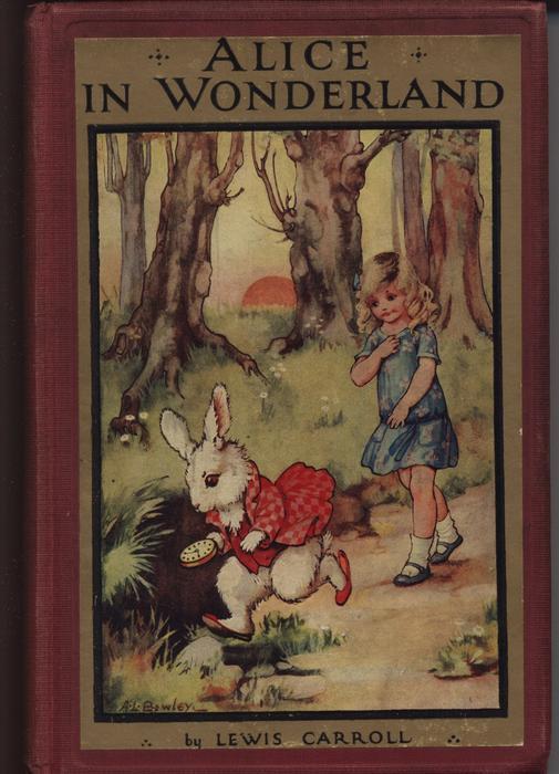 Alice In Wonderland Tuckdb Ephemera
