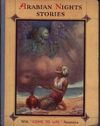 """ARABIAN NIGHTS STORIES WITH """"COME TO LIFE"""" PANORAMA"""
