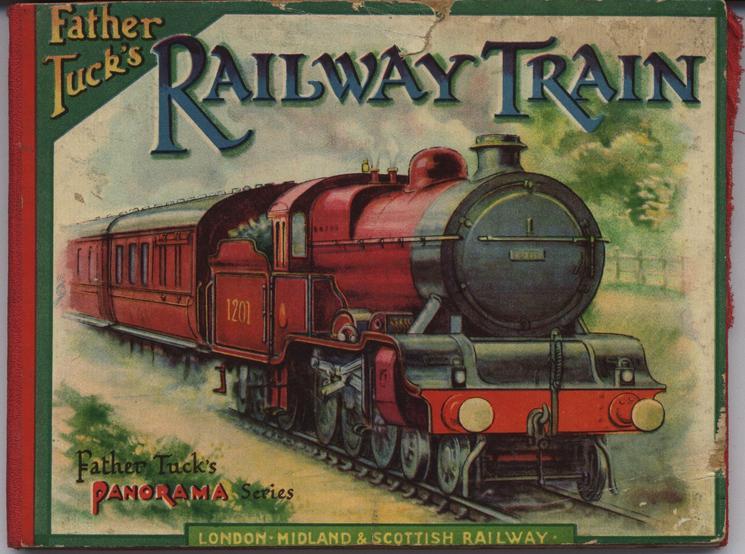 FATHER TUCK'S RAILWAY TRAIN