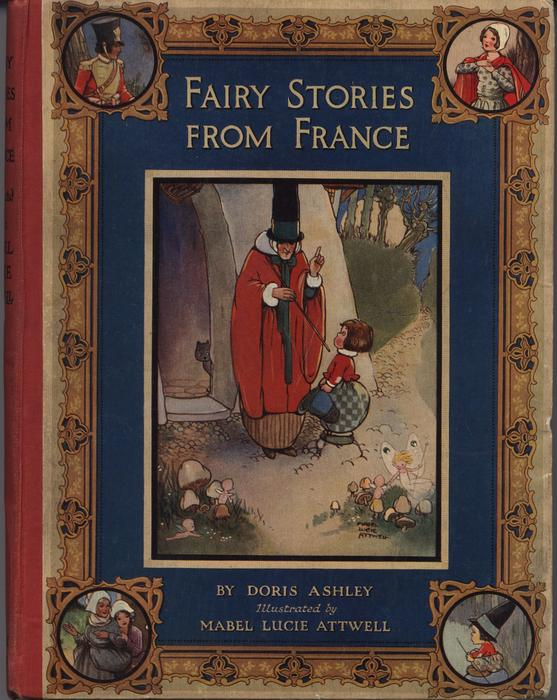 FAIRY STORIES FROM FRANCE