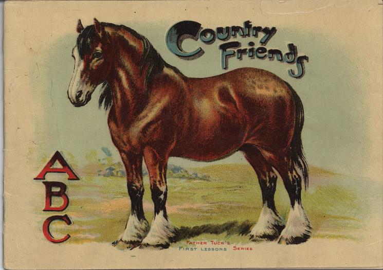 COUNTRY FRIENDS ABC